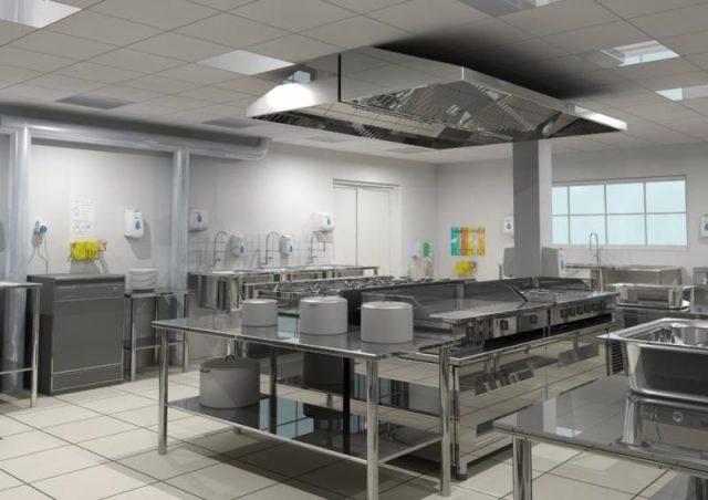 Endüstriyel Isıtma Soğutma Mutfak Ekipmanları Servisi